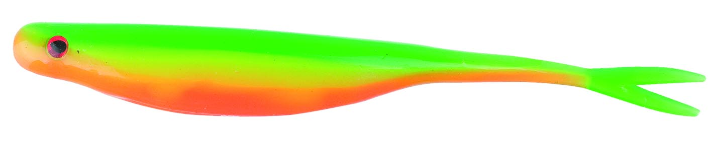 Iron Claw gumová nástraha Premium Split Tail 6,5 cm Vzor FT, 5ks/bal
