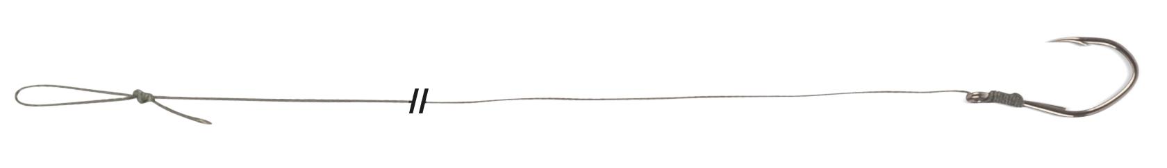 Uni Cat návazec Power Hook Rig Velikost 2/0