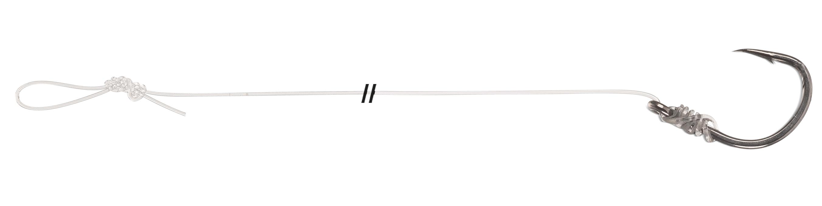 Uni Cat návazec S-Hook Mono Rig Velikost 6/0