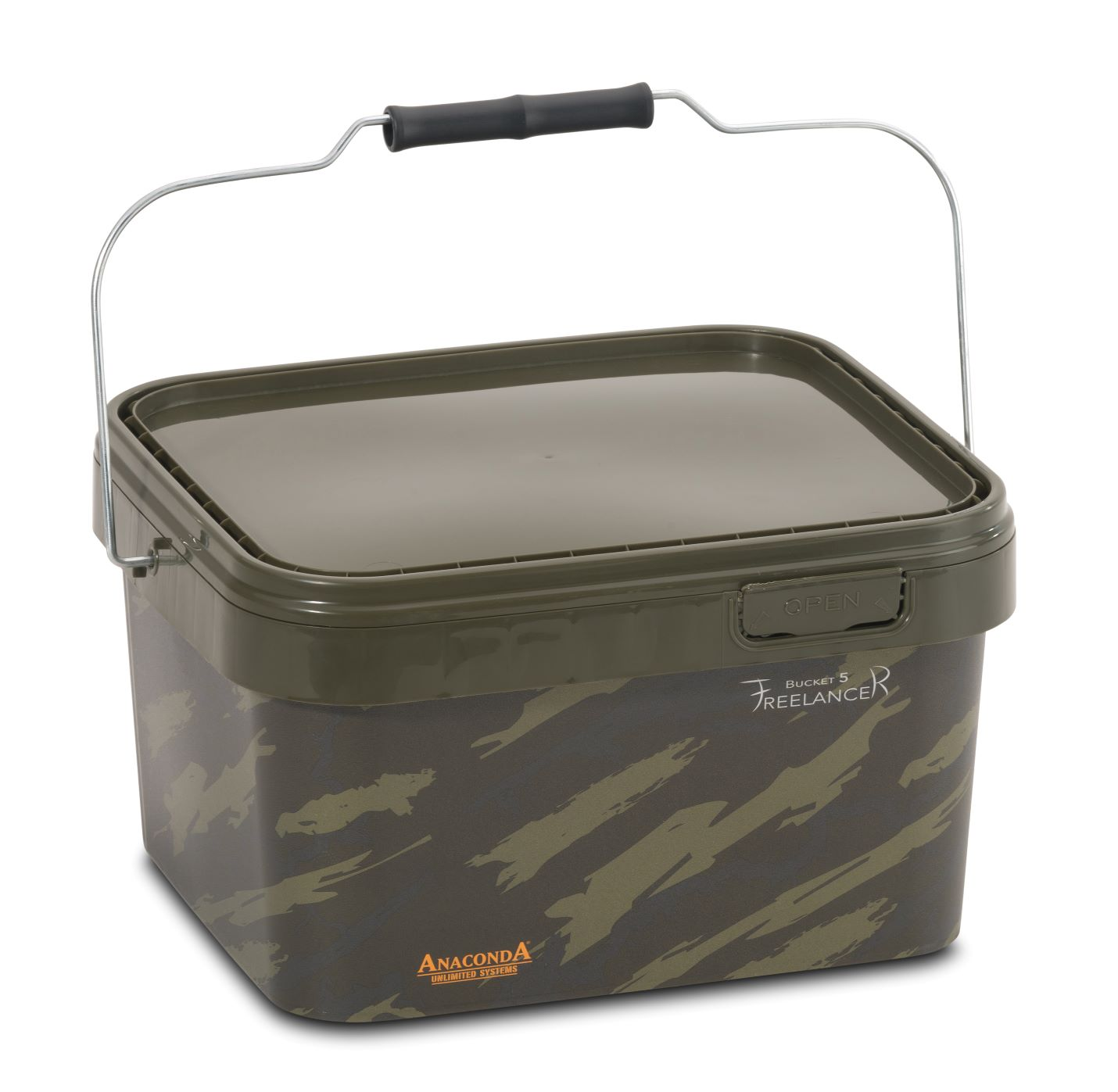 Anaconda kbelík Freelancer Bucket, 5 litrů