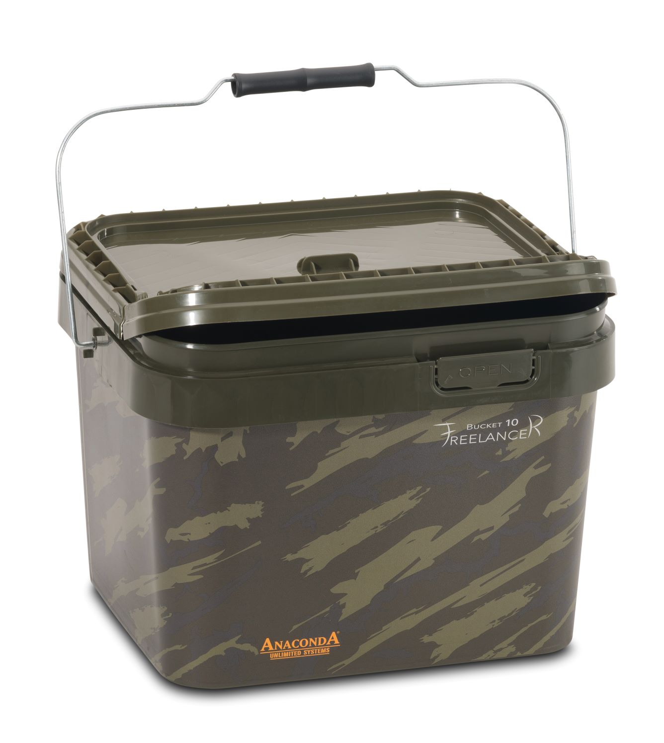 Anaconda kbelík Freelancer Bucket, 10 litrů
