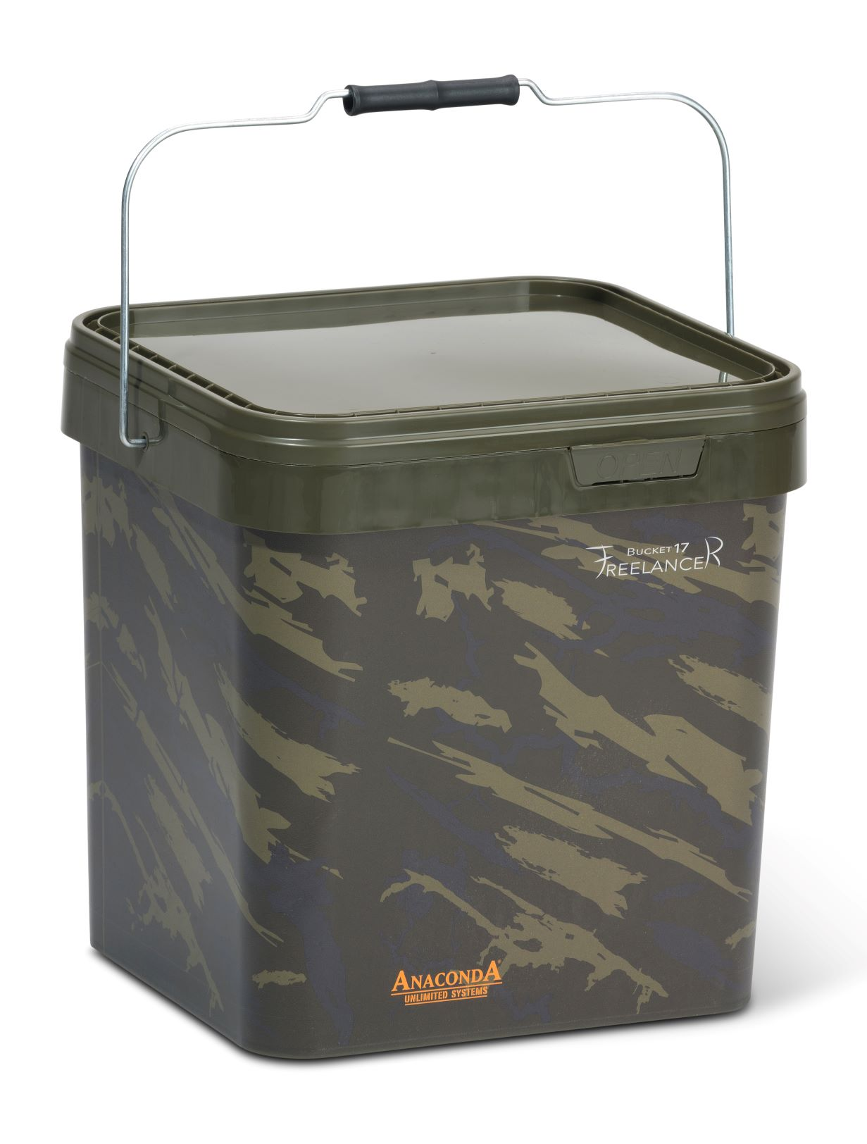 Anaconda kbelík Freelancer Bucket, 17 litrů