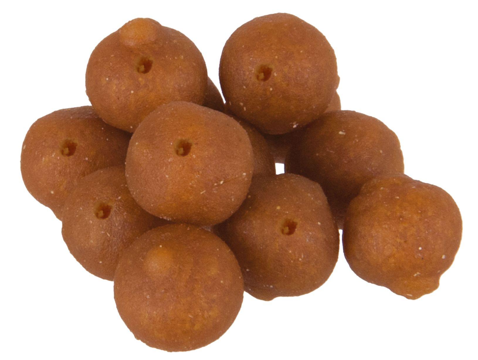 Mini Boilies MS Range Serie 8mm Příchuť Karamel - kokos