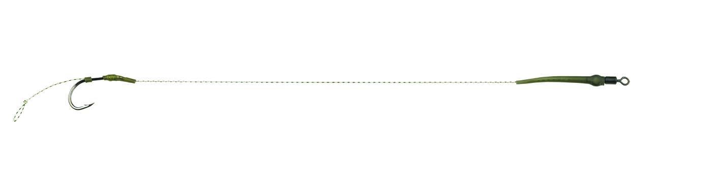 Anaconda návazec Regular Boilie Rig 20cm s protihrotem Velikost 4, 2ks/bal