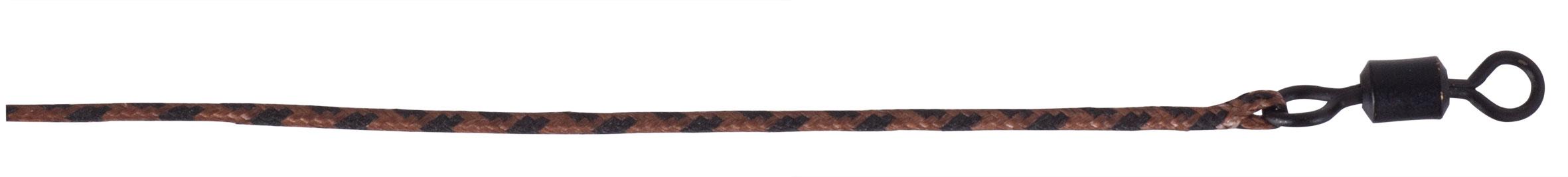Nadväzec Anaconda Camou Swivel 35 lb - hnedá