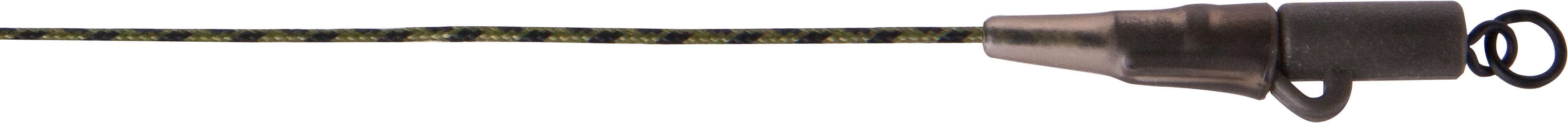 Anaconda návazec Safety Lead Clip Nosnost 35 lb, zelená, 2ks/bal