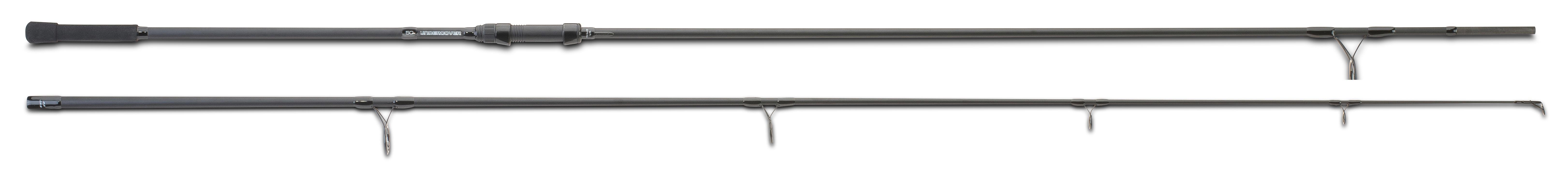 Kaprový prut Anaconda Undecover 50,  2-dílný Model 3,60m / 3,5lb