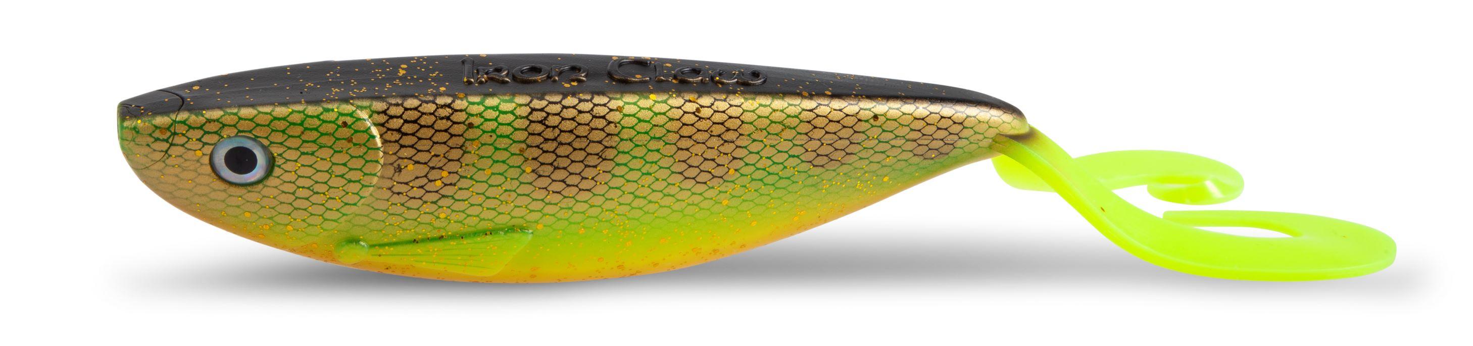 Iron Claw nástraha Slab Double Curl 23 cm Vzor HP
