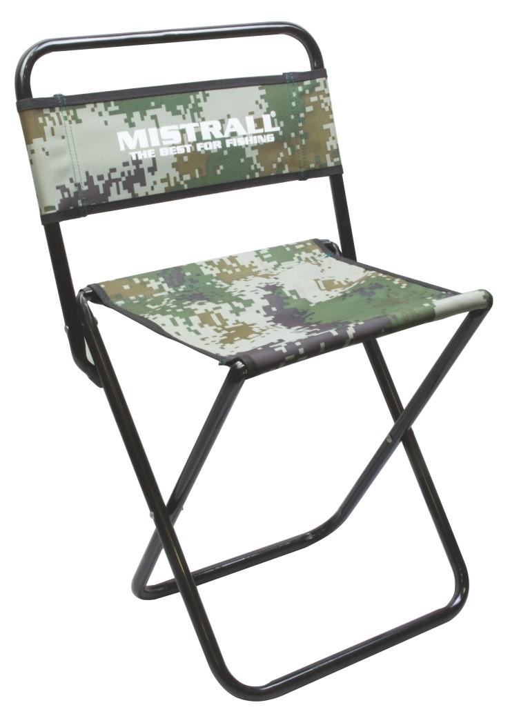 Mistrall židle s opěradlem