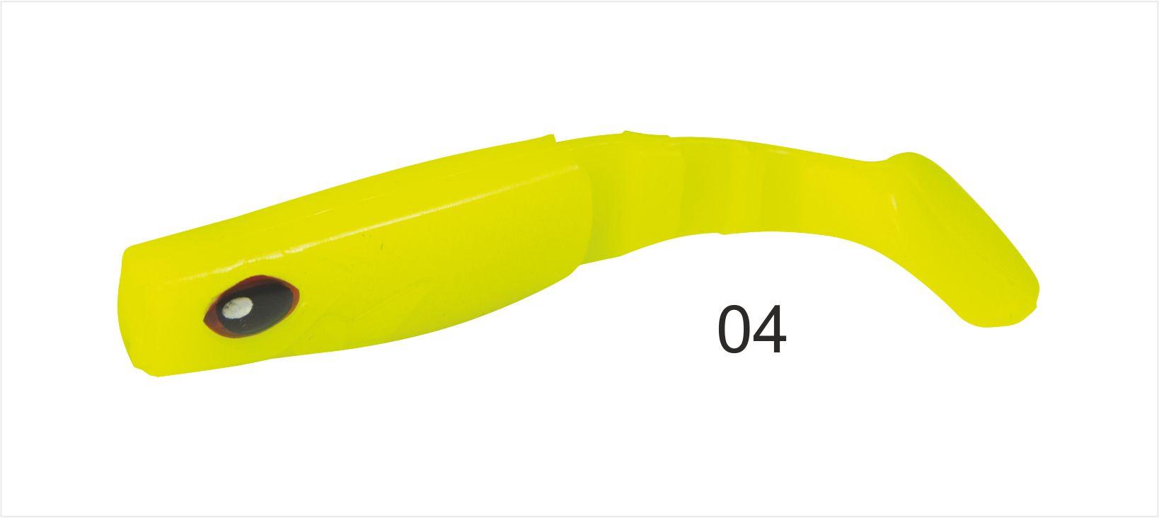 Mistrall gumová nástraha Dominátor 6,5 cm Možnost 04