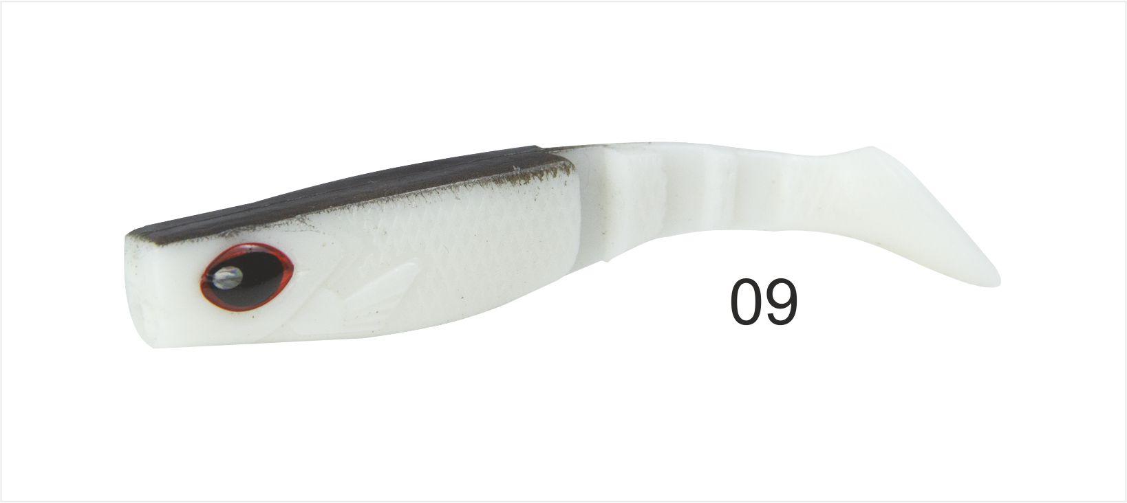 Mistrall gumová nástraha Dominátor 6,5 cm Možnost 09