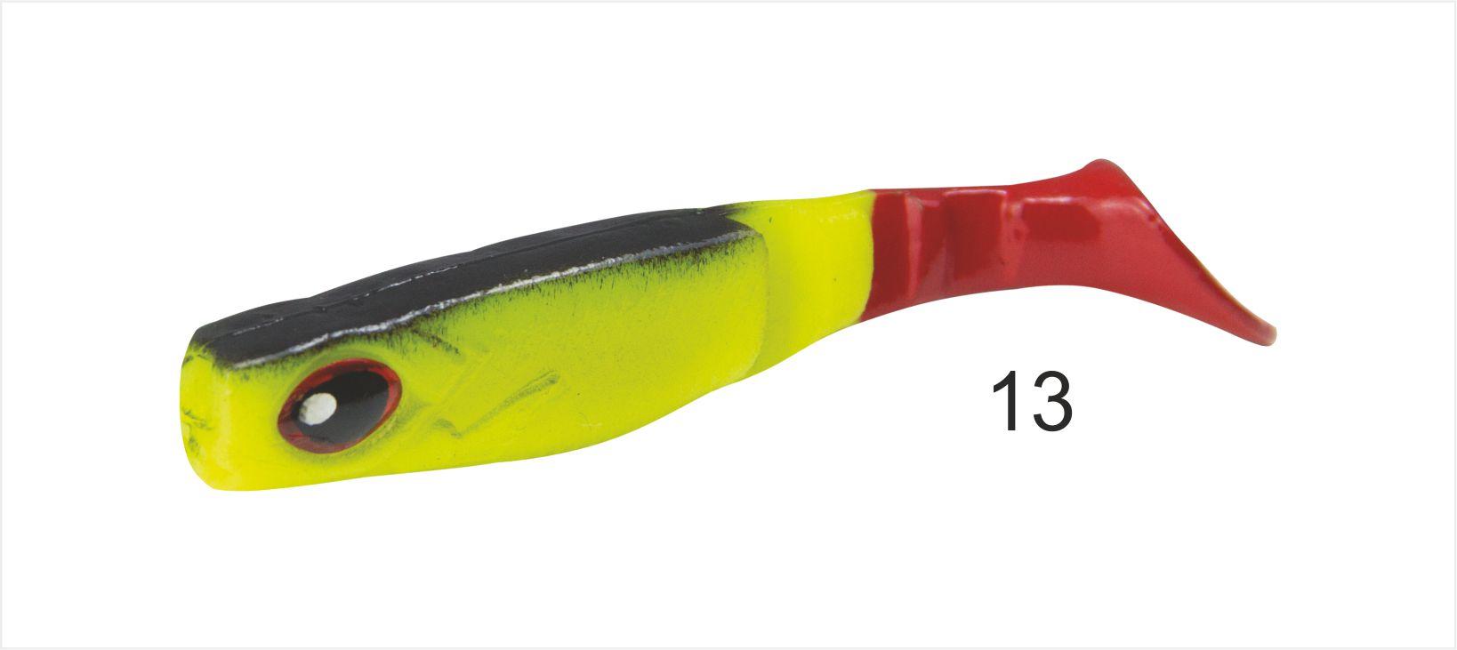 Mistrall gumová nástraha Dominátor 6,5 cm Možnost 13