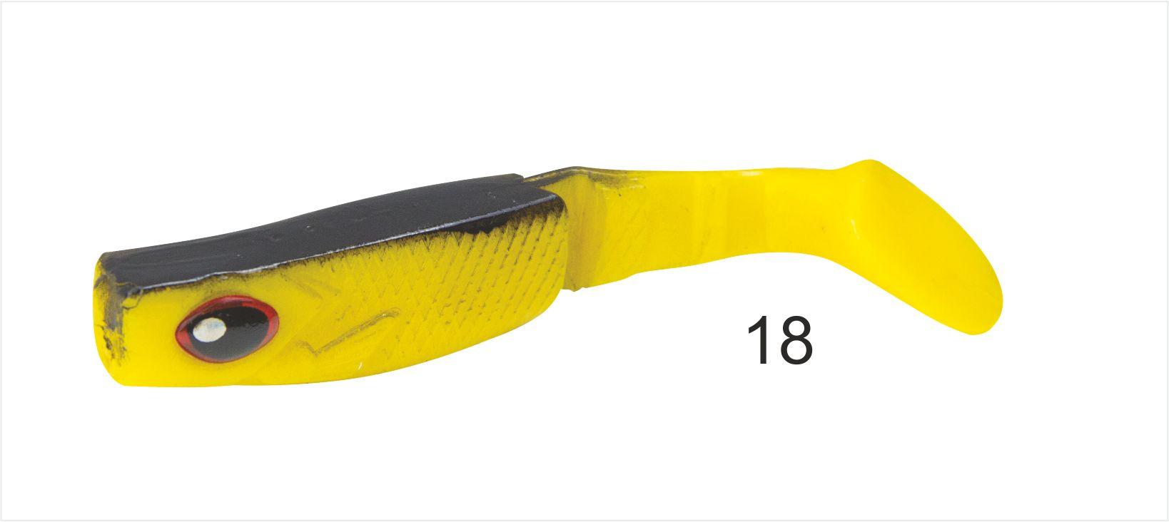 Mistrall gumová nástraha Dominátor 6,5 cm Možnost 18