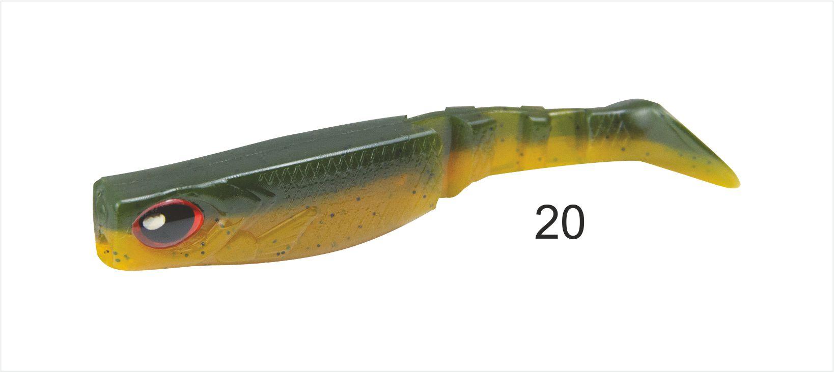 Mistrall gumová nástraha Dominátor 6,5 cm Možnost 20