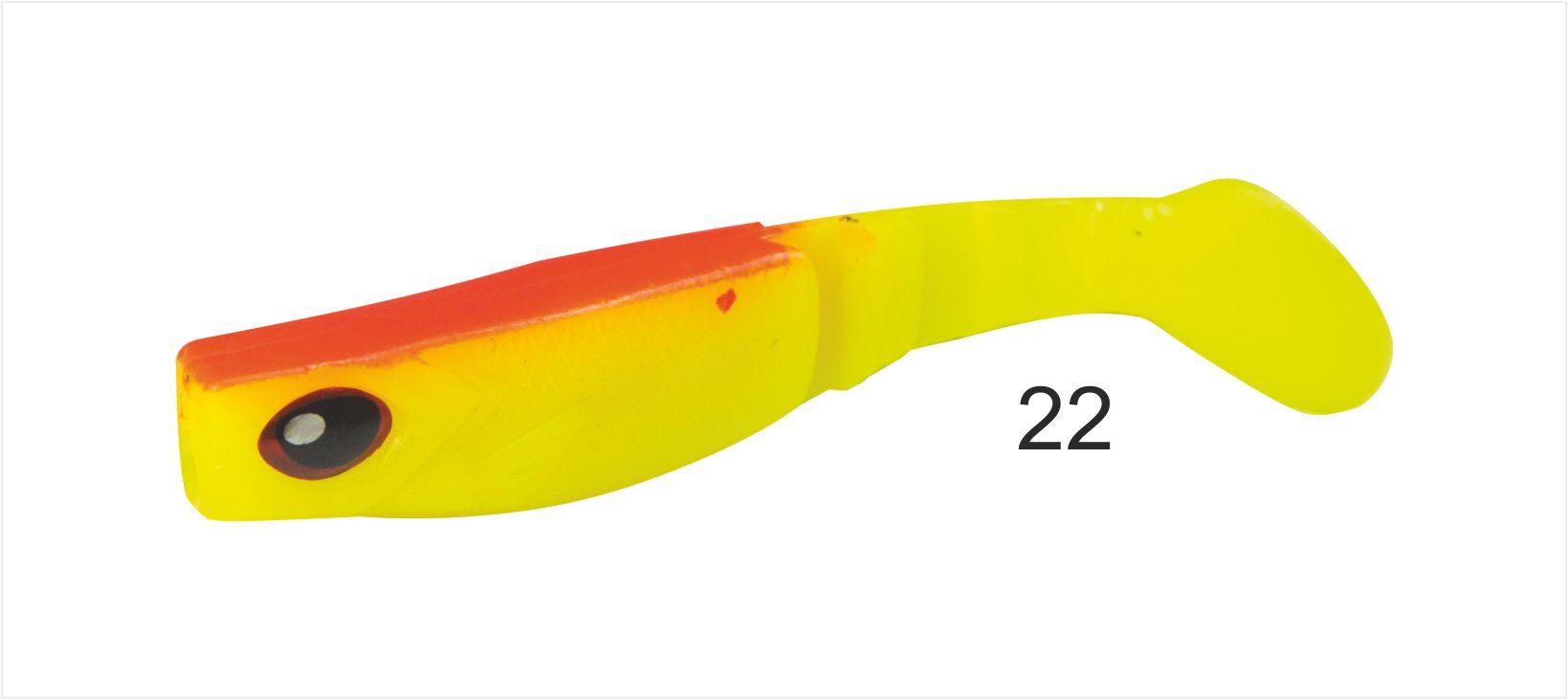 Mistrall gumová nástraha Dominátor 6,5 cm Možnost 22
