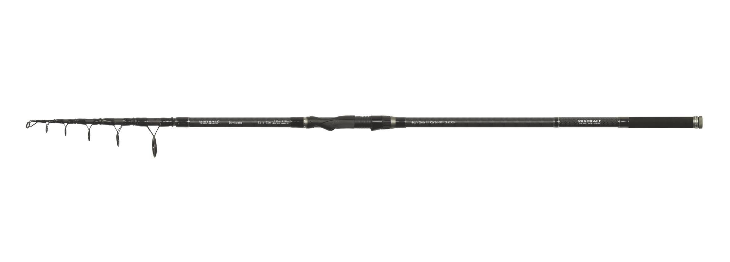 Mistrall prut Lamberta Tele Carp II Model 3,90m/3,25lb
