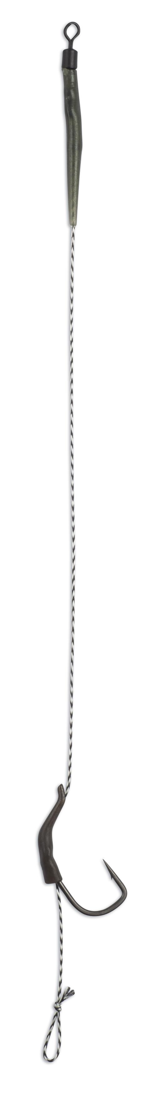 Nadväzec Anaconda Piercer Line Aligner Rig Angle 90 TGX s protihrotom č.4