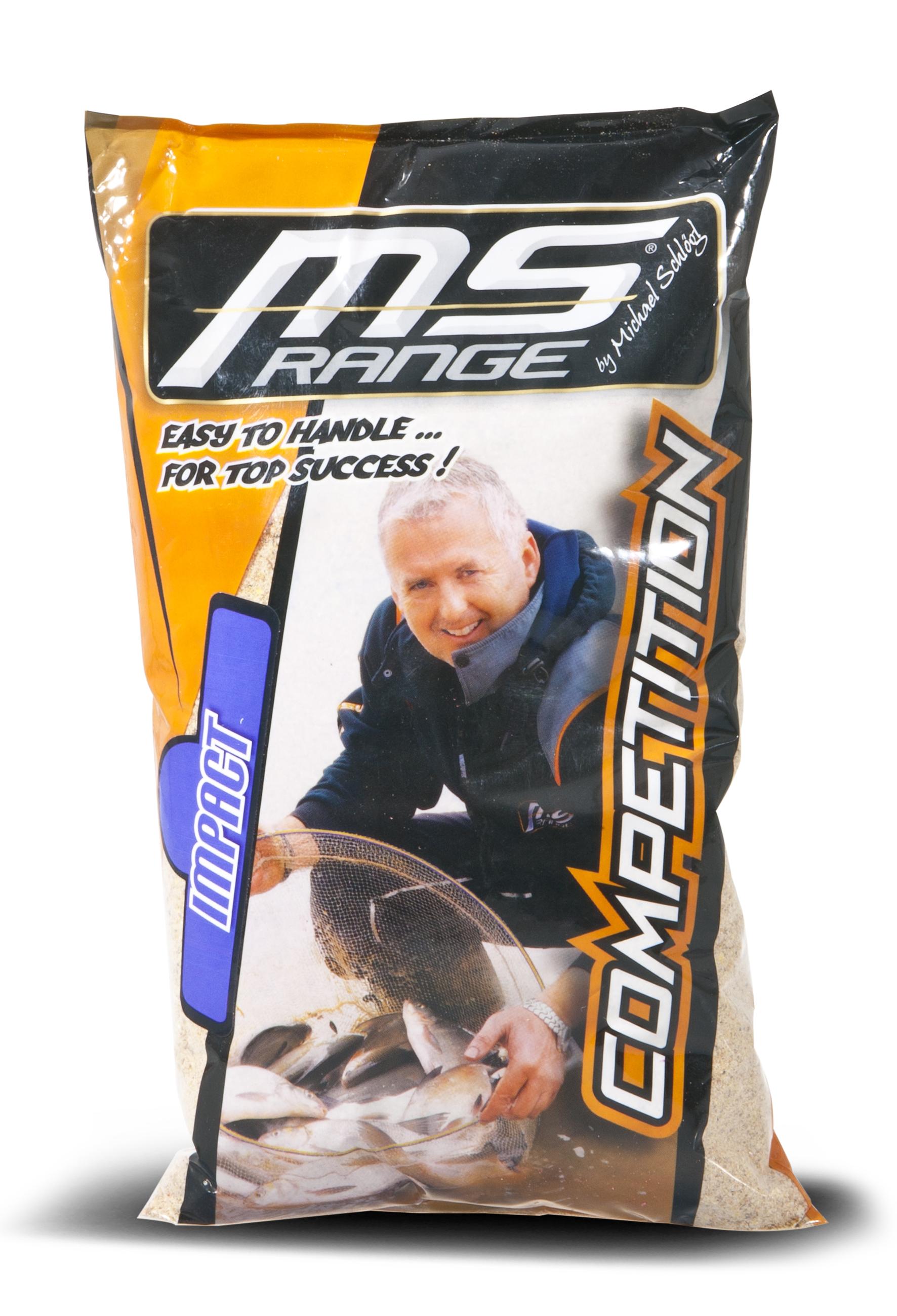 Krmítková směs MS Range Impact 1kg