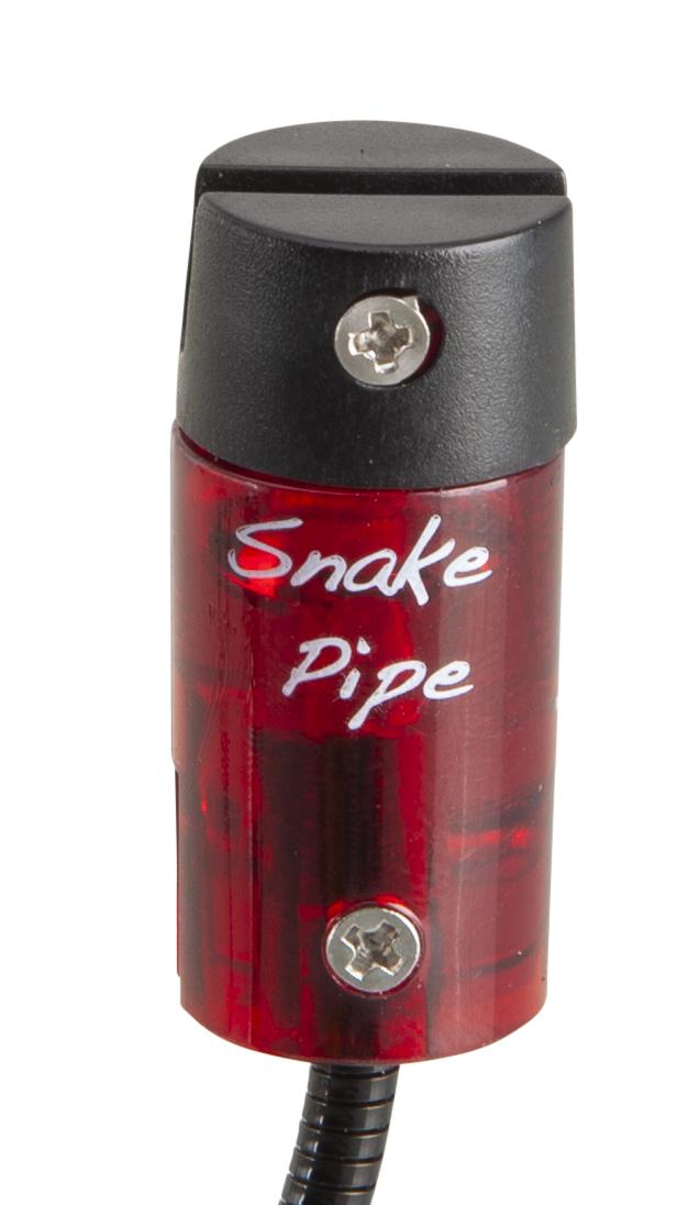 Anaconda swinger Snake Pipe červená
