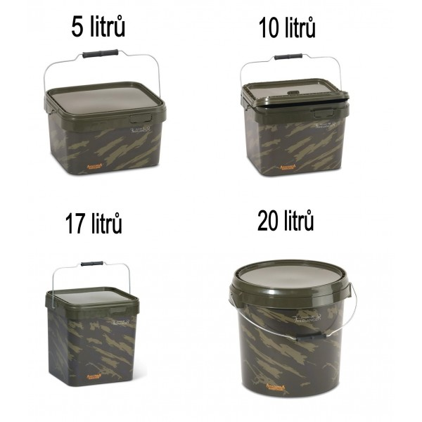 Kýbel Anaconda Freelancer Bucket - 17 litrov