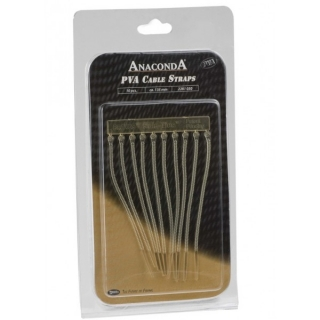 Anaconda PVA Cable Straps, 10ks/bal