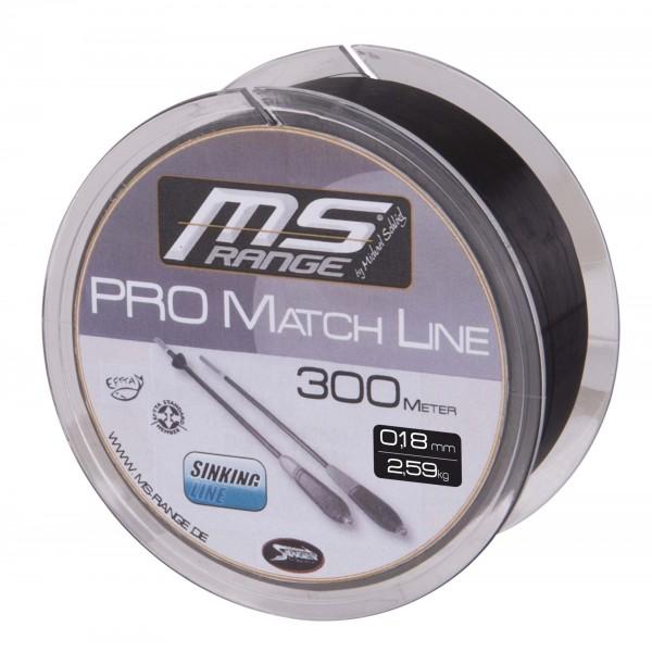 Vlasec MS Range Pro Match Line. 300m průměr: 0.15 mm
