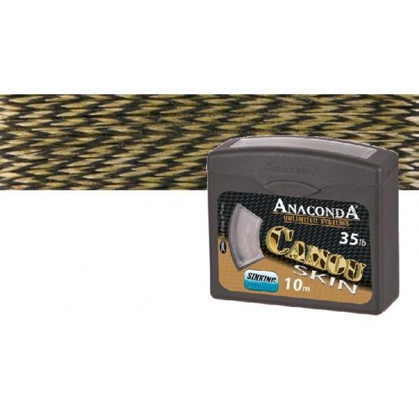 Anaconda pletená šňůra Gentle Link Nosnost 25lb