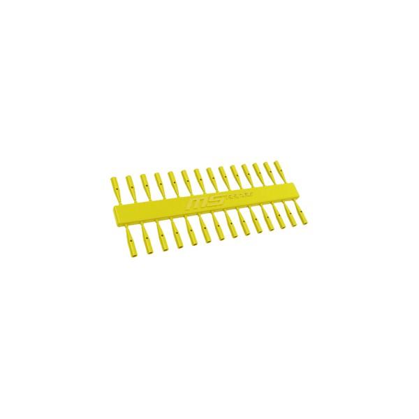 Zarážka MS Range Rapid Bait stop Barva průhledná