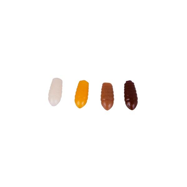 Gumové nástrahy MS Range - larva Vzor BO