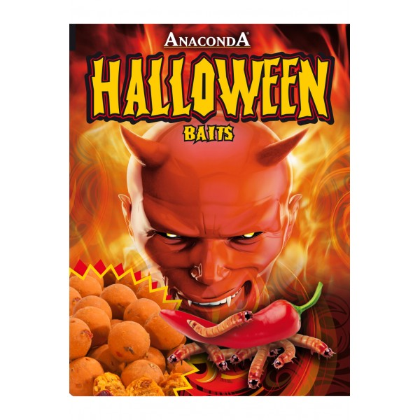 Boilies Anaconda Halloween - 16mm