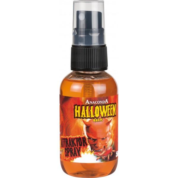 Atraktor spray Anaconda Halloween