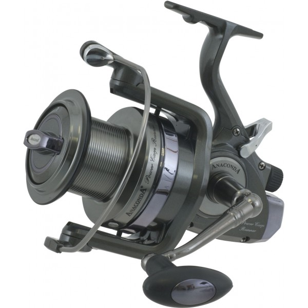 Kaprový navijak Anaconda Power Carp Runner LC 12000