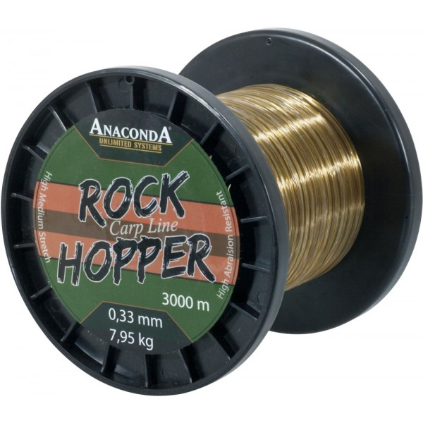 Anaconda vlasec Rockhopper Line 1200m průměr: 0,40 mm
