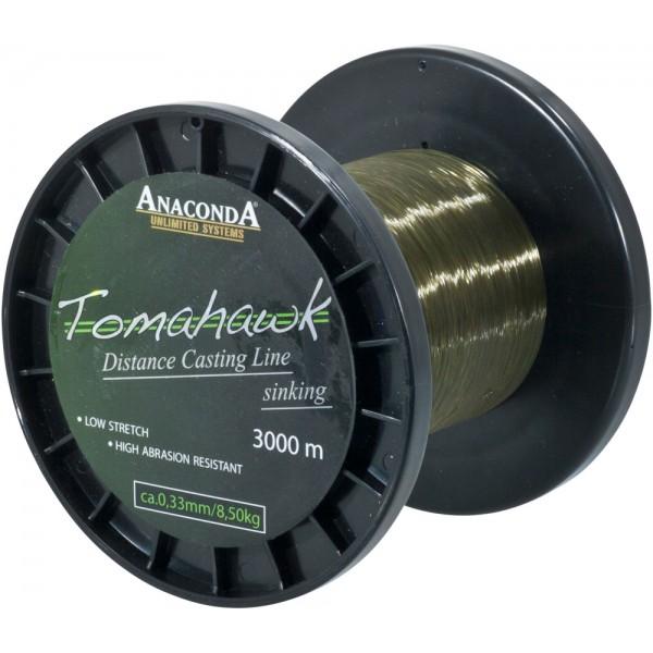 Anaconda vlasec Tomahawk Line 1200m průměr: 0,30 mm