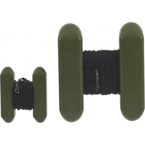 H –bojka Anaconda Cone Marker 12x14cm zelená so záťažou