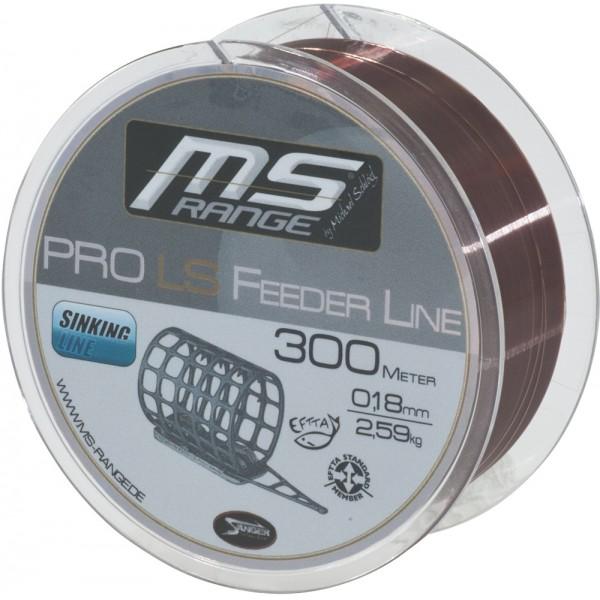Vlasec MS Range Pro LS Feeder průměr: 0.18 mm