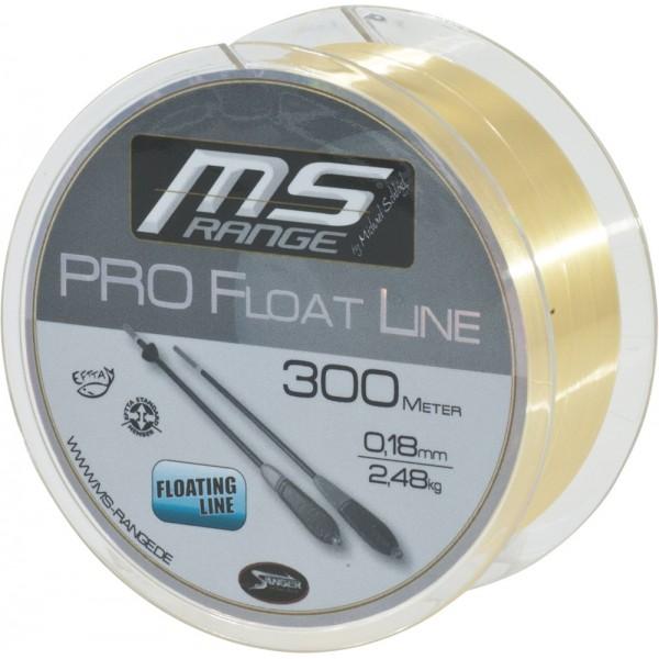 Vlasec MS Range Pro Float Line průměr: 0.30 mm