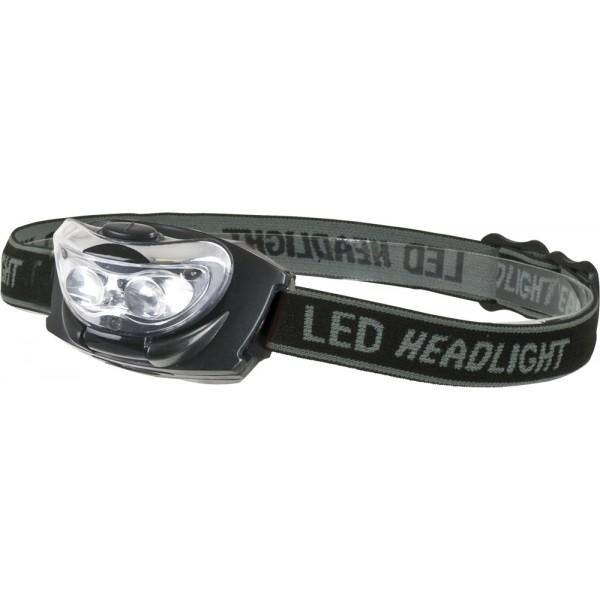 Čelová svítilna Saenger Duo Red LED