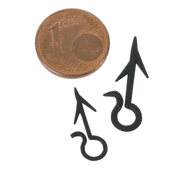 Iron Claw plastový klip Stinger Velikost S, 5ks/bal