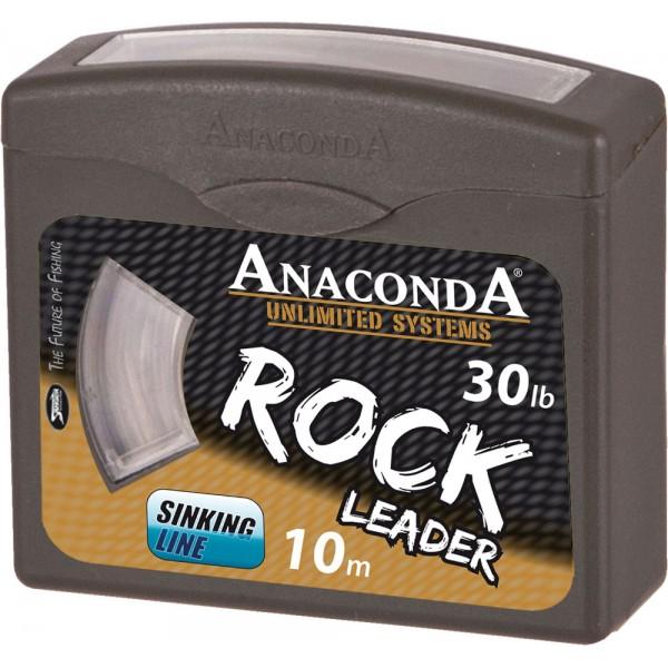Anaconda pletená šňůra Rock Leader Nosnost 30lb