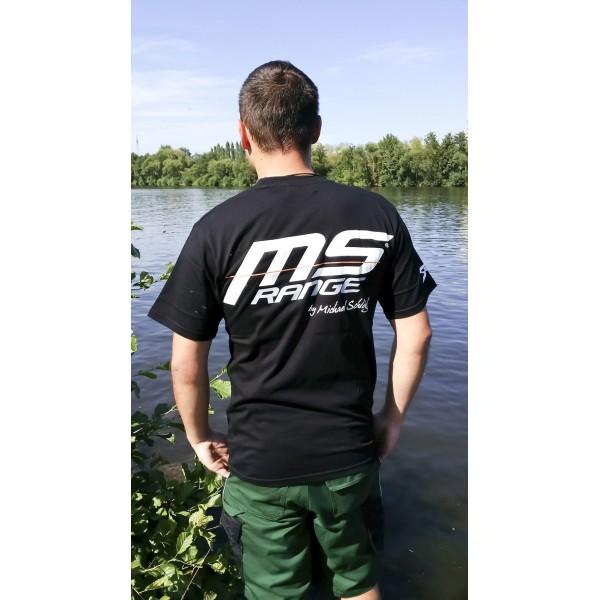 MS Range Triko s krátkým rukávem   Velikost XXL