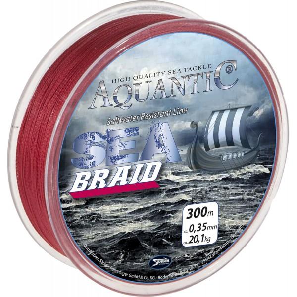 Pletená šňůra, Sea Braid, 300 m průměr: 0,18 mm