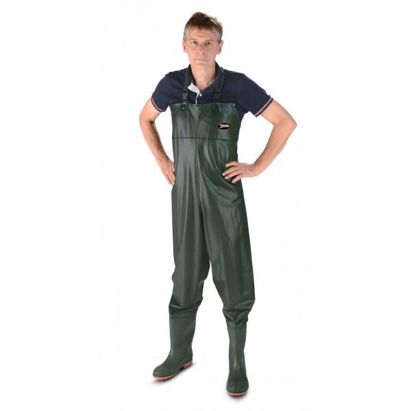 Brodící kalhoty Saenger Wathose PVC Velikost 46