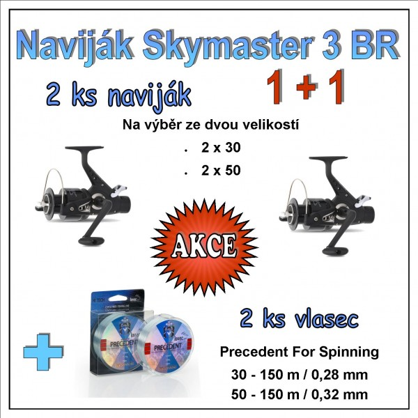 Saenger - Naviják Skymaster 3 BR 1 + 1 : 30