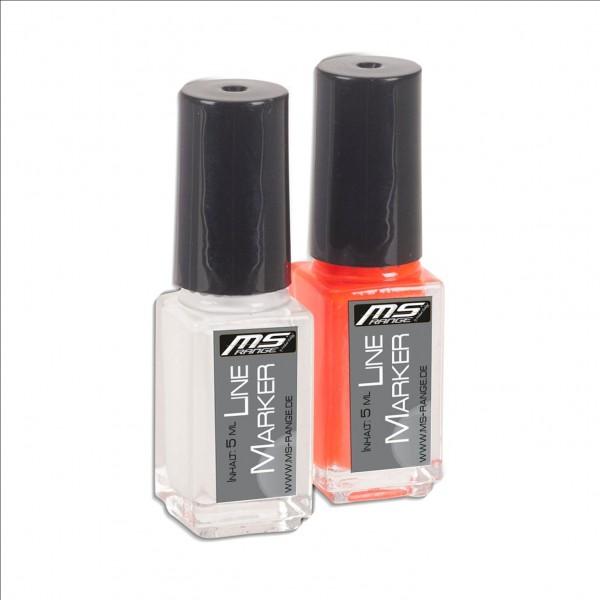 Značkovač MS Range  Line Marker Barva oranžová