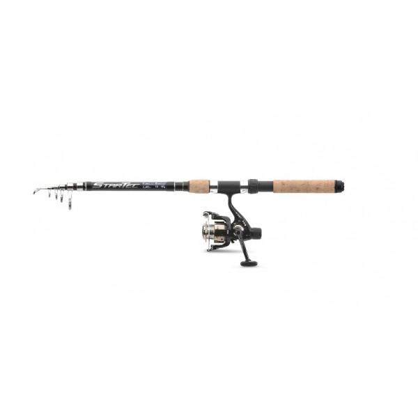 Rybářský prut Saenger StarTec Forelle / Barsch II Varianta 2,10m