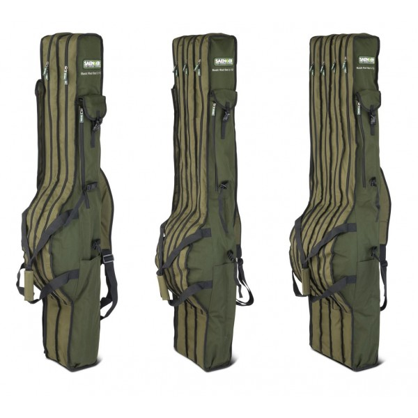 Pouzdro na pruty Saenger Basic Rod Bags varianta: Basic 4 Rod Bag 170