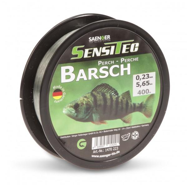 Vlasec Saenger Barsch (okoun) průměr: 0.26 mm