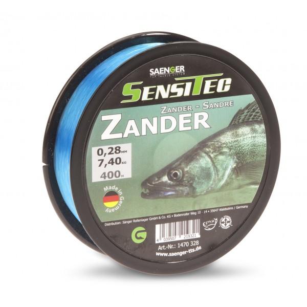 Vlasec Saenger Zander (candát) průměr: 0.28 mm