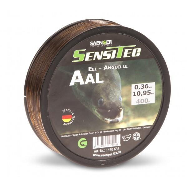 Vlasec Saenger Aal (úhoř) průměr: 0.36 mm